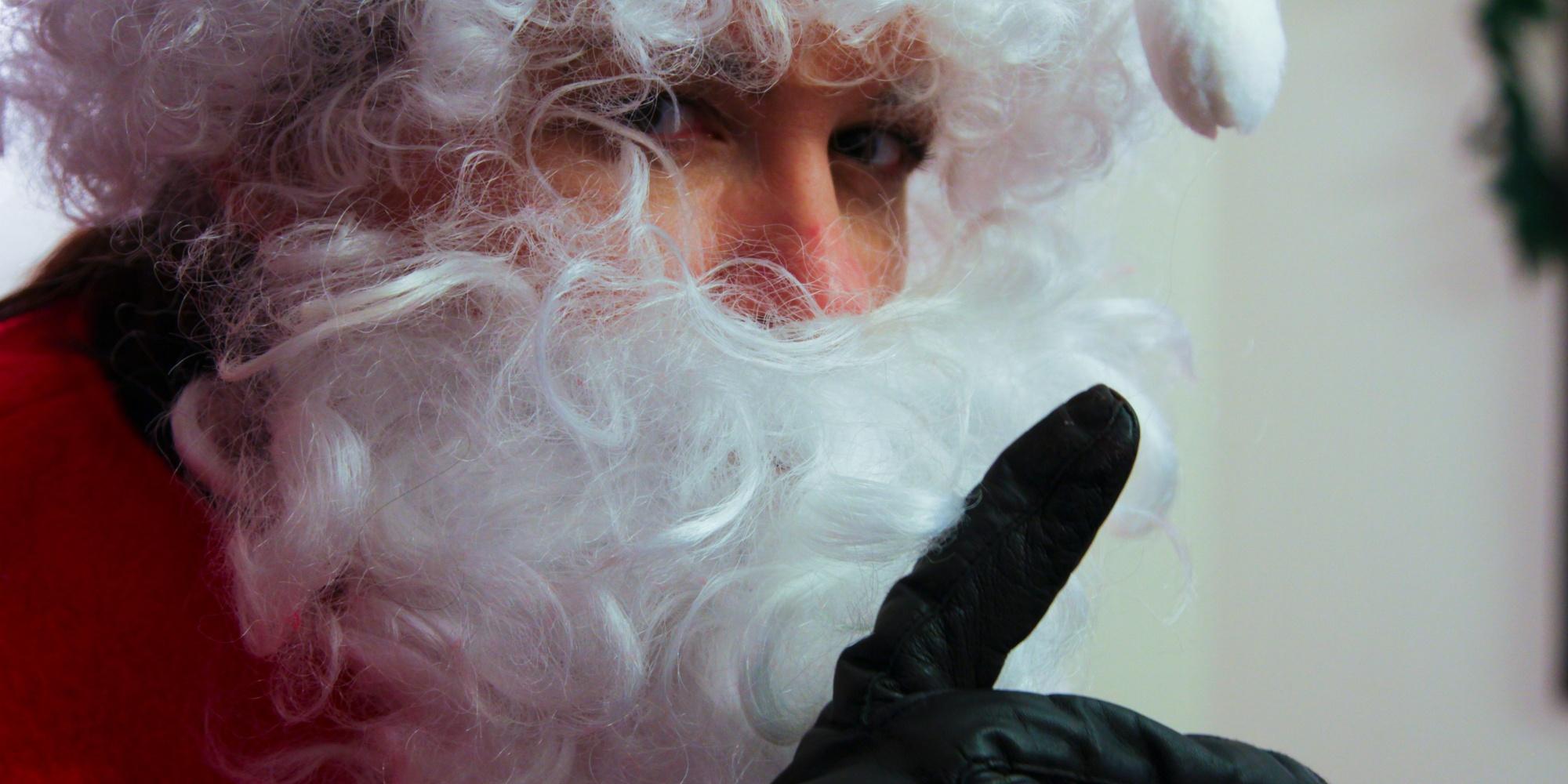 Merry Christmas - Short Film One In Ten Productions UK