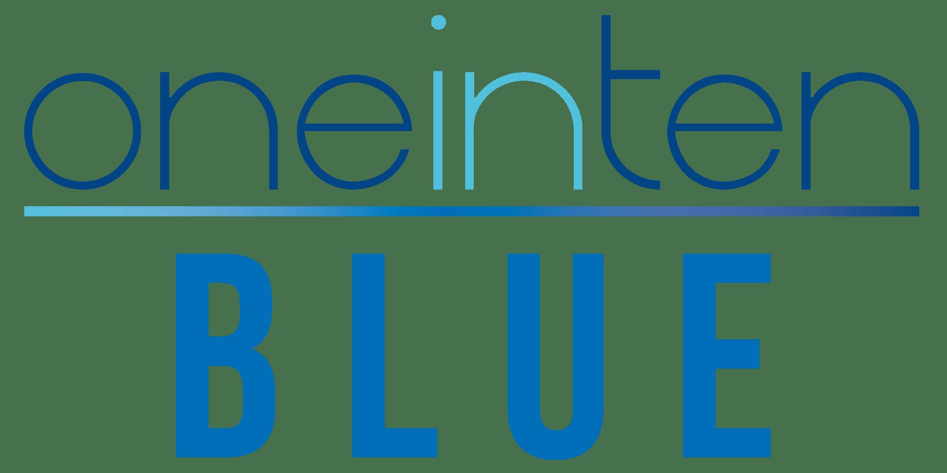 Website Design - Blue Features
